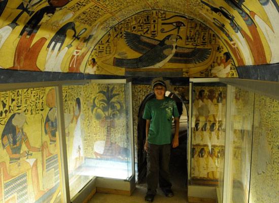 king tut pyramid king tut tomb artifacts king tut tomb layout king tutKing Tuts Tomb Inside